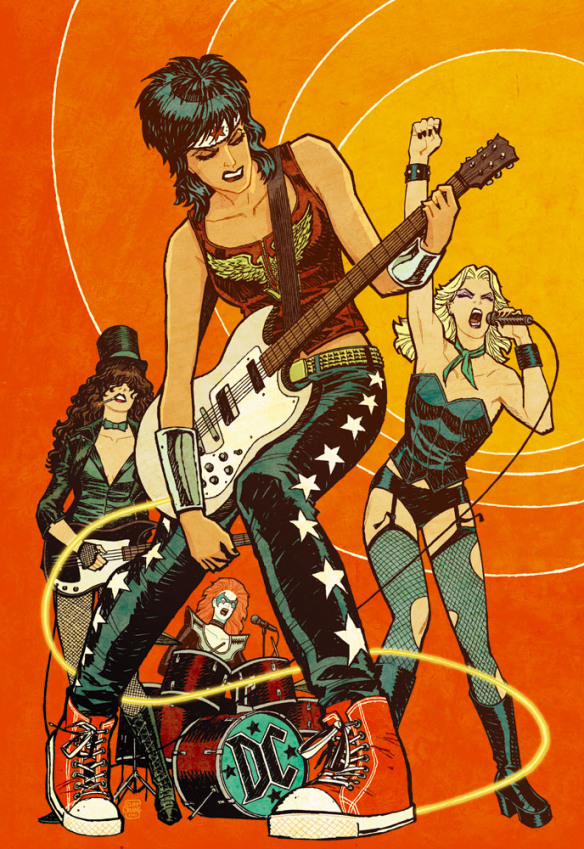 CliffChiangrunaways-dc-women-mash-up-by-cliff-chiang
