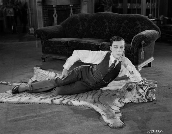 Reclining On A Rug